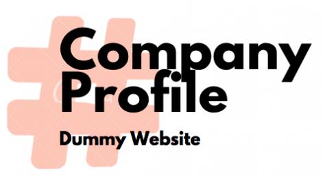 Logo Dummy Company Profile